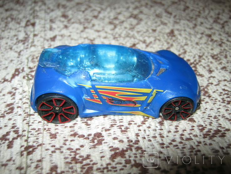 Машинка Hot Wheels,пластик, фото №2