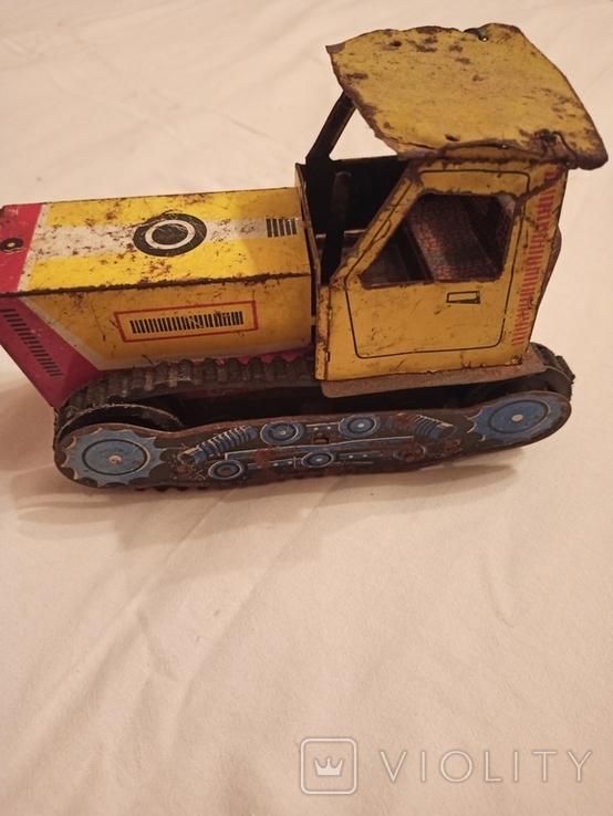 Трактор, фото №5