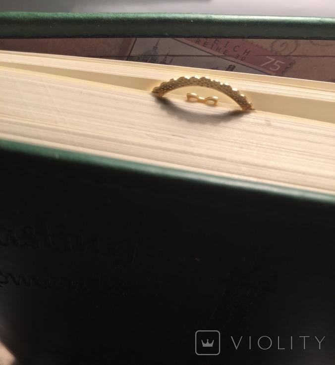 Мини закладка для книг, ежедневников / оленёнок, фото №8