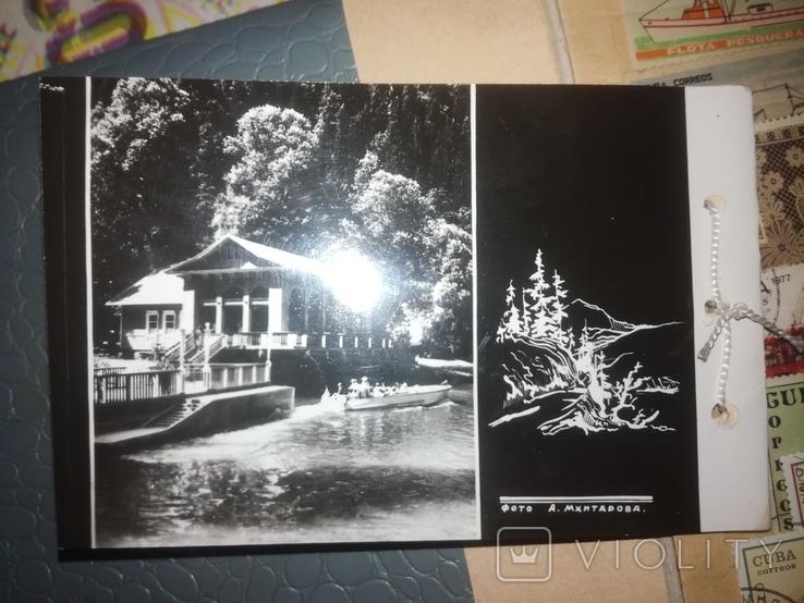 Озеро РИЦА., фото №7