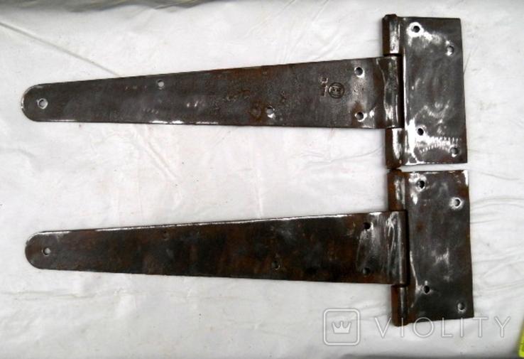 Петли на деревьяную калитку (СССР), фото №4