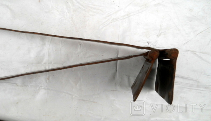 Петли на деревьяную калитку (СССР), фото №6
