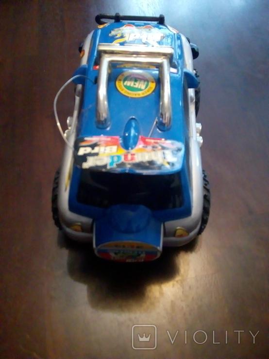 Машинка джип, фото №6