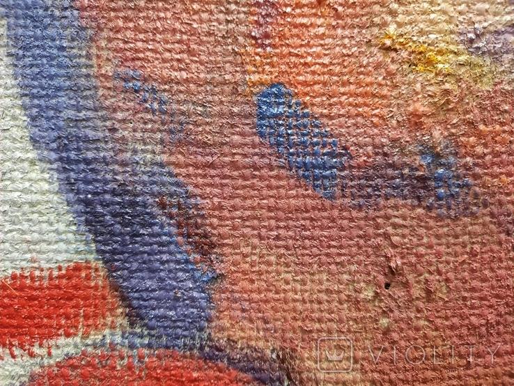 Картина Бой Бокс Ринг. Копия., фото №8