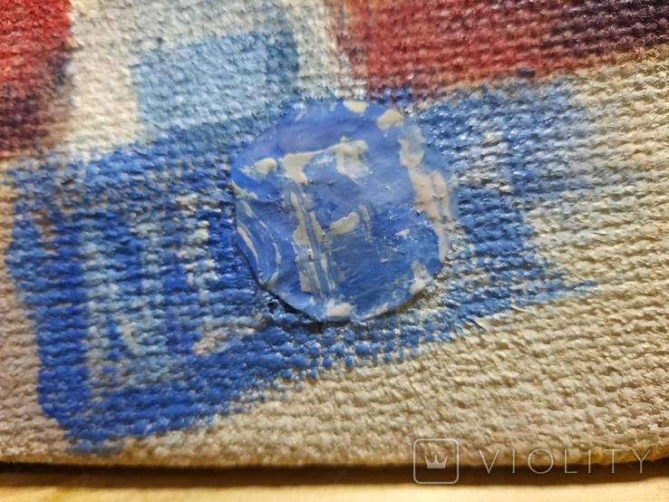 Картина Бой Бокс Ринг. Копия., фото №9