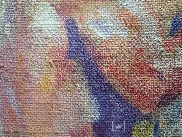 Картина Бой Бокс Ринг. Копия., фото №12