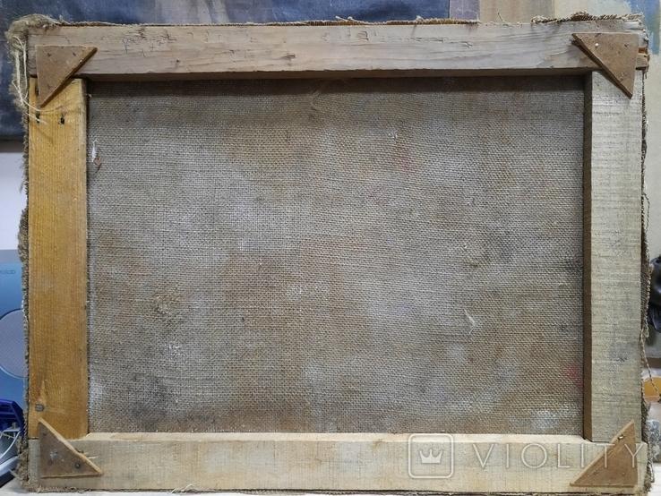 Картина Бой Бокс Ринг. Копия., фото №13