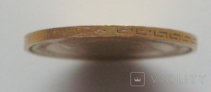 """5 рублей 1897 АГ тип """"Большая голова"""", фото №12"""