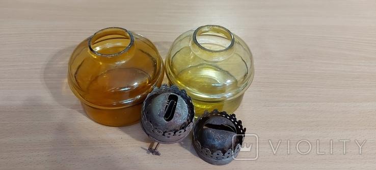 Запасные колбы и короны для керосиновых ламп, фото №2