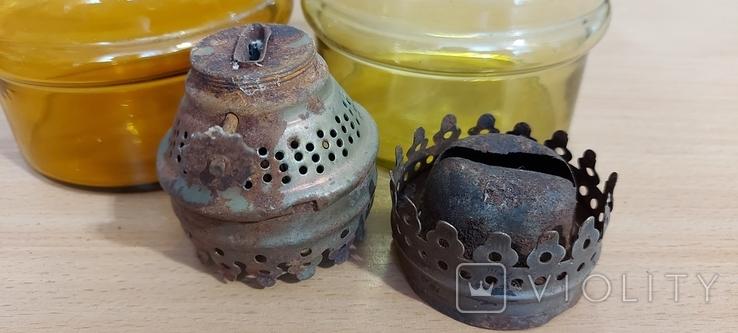 Запасные колбы и короны для керосиновых ламп, фото №3