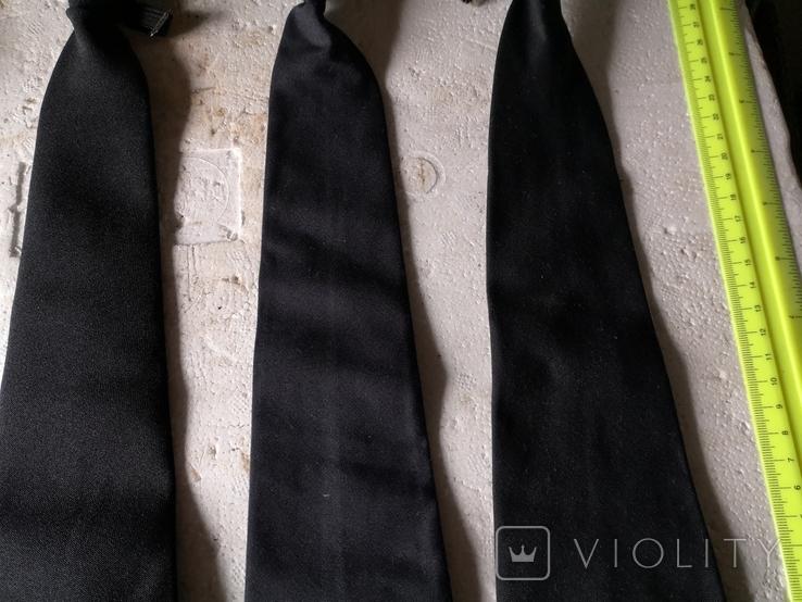 5 галстуков МВД армия форменный, фото №7
