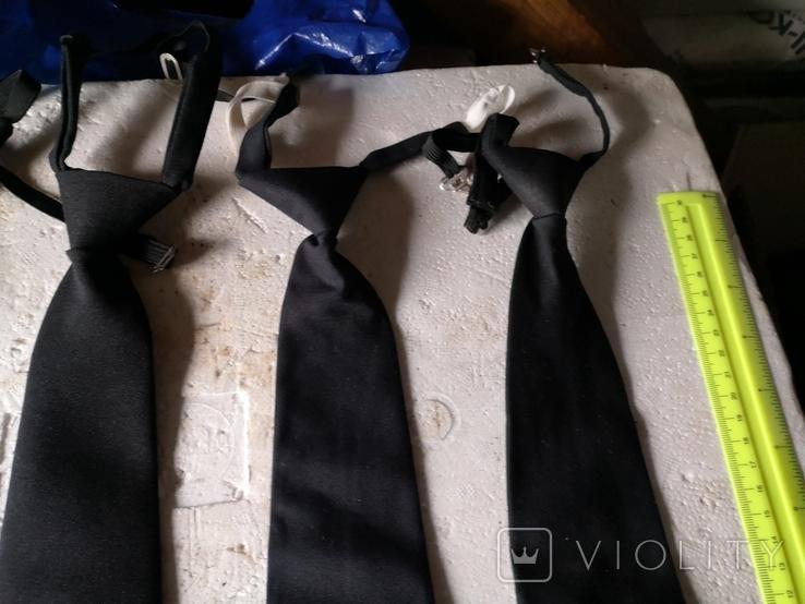 5 галстуков МВД армия форменный, фото №8