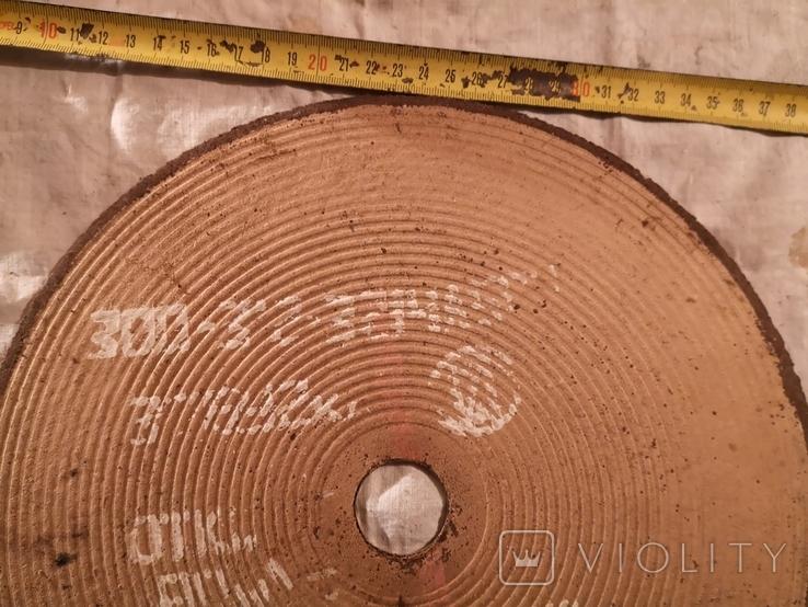 Диск отрезной по металу СССР для болгарки полотно, фото №3