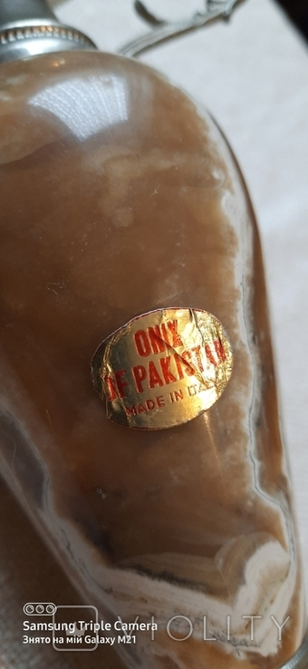 Ваза з пакистанського оніксу., фото №5