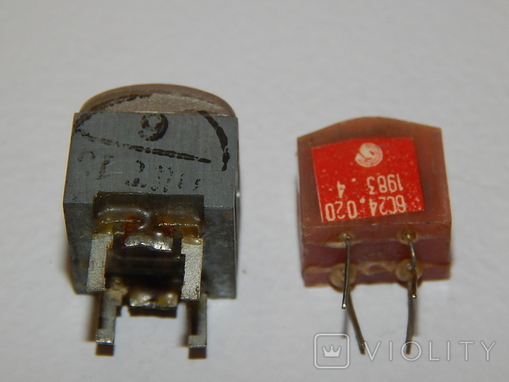 Комплект головок на катушечный магнитофон, фото №7