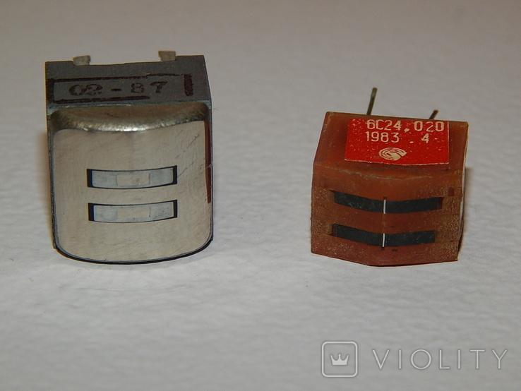 Комплект головок на катушечный магнитофон, фото №8