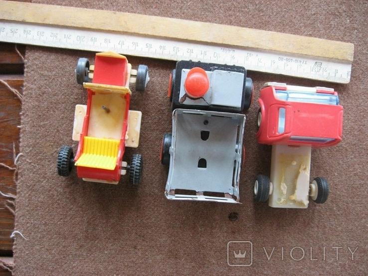 Три машинки на запчасти, фото №4