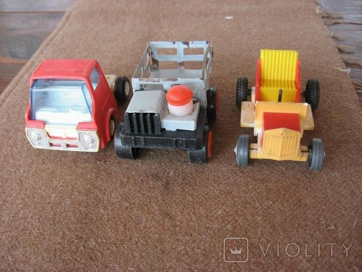 Три машинки на запчасти, фото №2