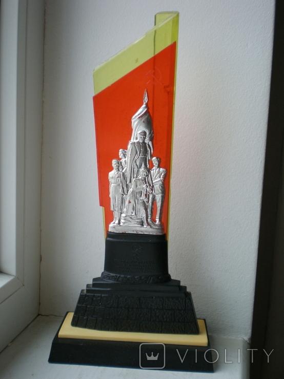 Памятник героям молодой гвардии., фото №9