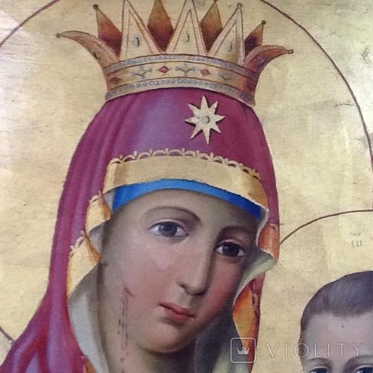 Иверская икона Божией Матери, фото №3