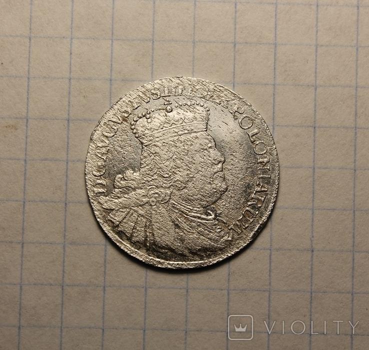 Шестак Август 3 Толстый 1755 года., фото №3