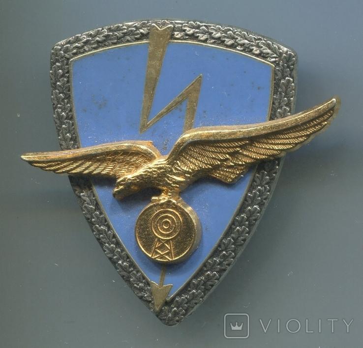 Франция. 801-й эскадрон Связи ВВС, фото №2