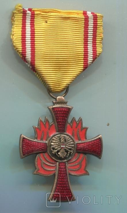 Австрия. Крест Пожарных Заслуг, фото №2