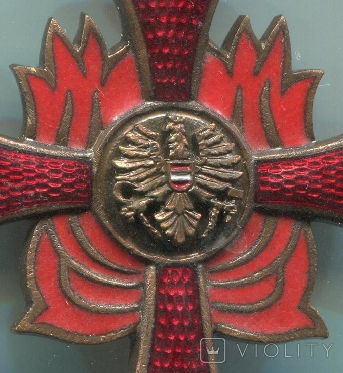 Австрия. Крест Пожарных Заслуг, фото №4
