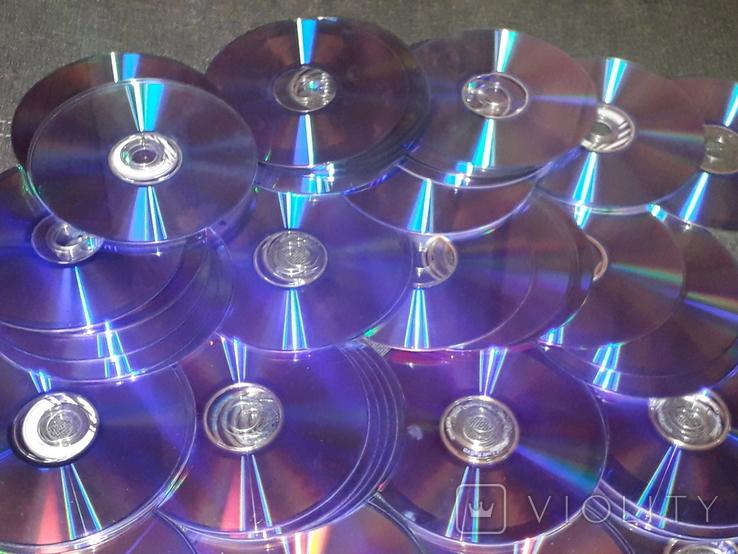 DVD диски с мультфильмами в формате DVD5. 75 штук, фото №8
