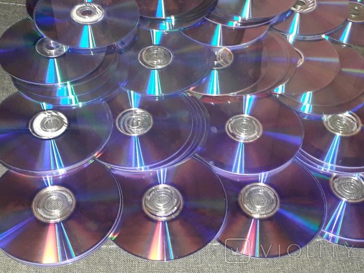DVD диски с мультфильмами в формате DVD5. 75 штук, фото №9