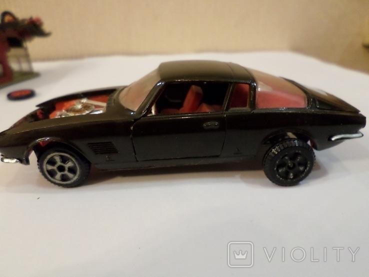 Машинки модельки пять штук Сделано в СССР 1/43, фото №4