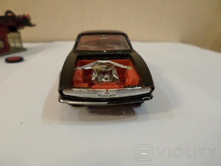 Машинки модельки пять штук Сделано в СССР 1/43, фото №7