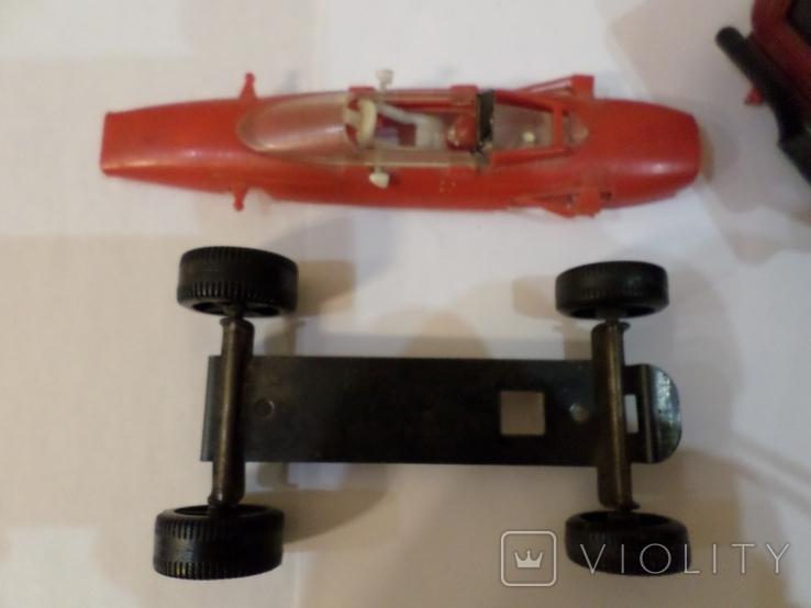 Машинки модельки пять штук Сделано в СССР 1/43, фото №10