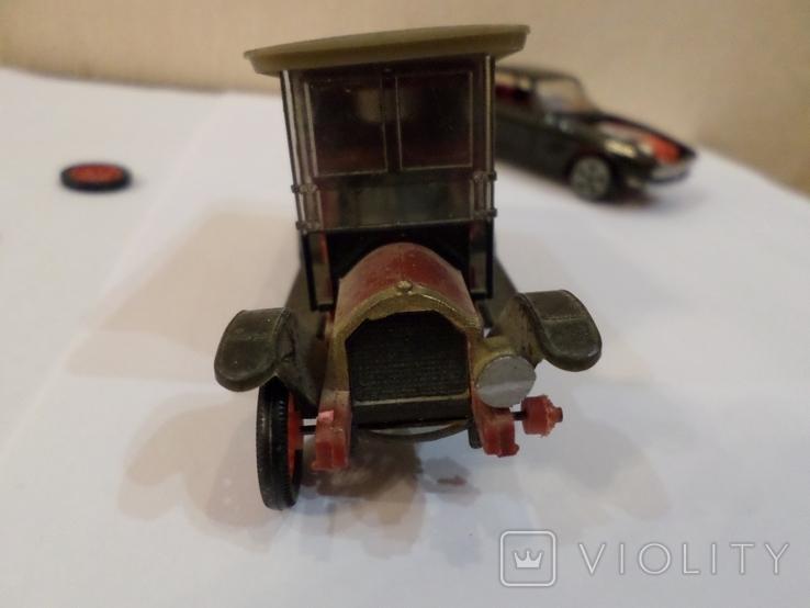 Машинки модельки пять штук Сделано в СССР 1/43, фото №12