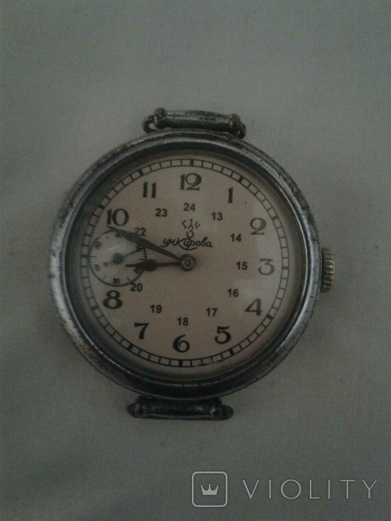 Часы наручные Кировка 1937г, фото №2