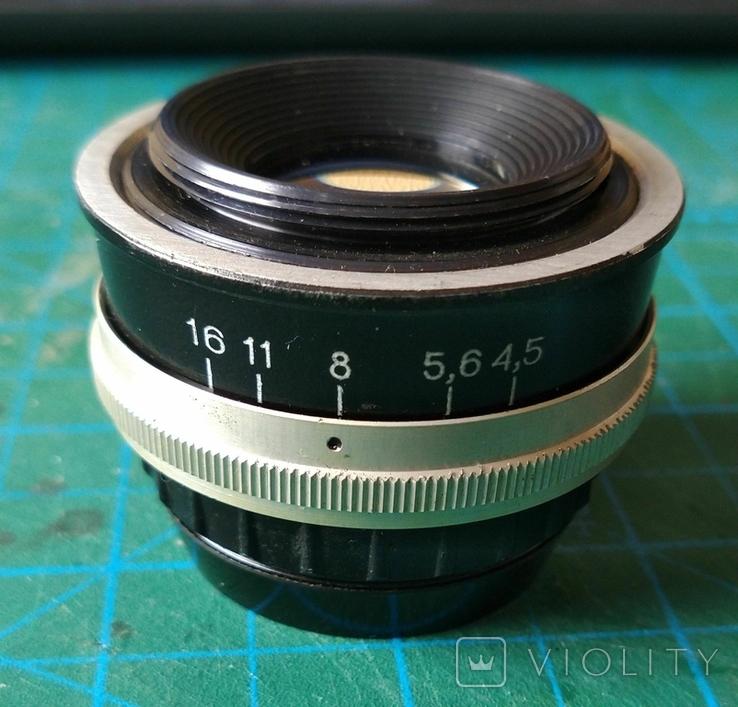 И23У 4,5/110 (Индустар-23У F4,5 110mm), фото №3