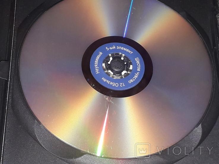 DVD диск - Брюс Уиллис, фото №5