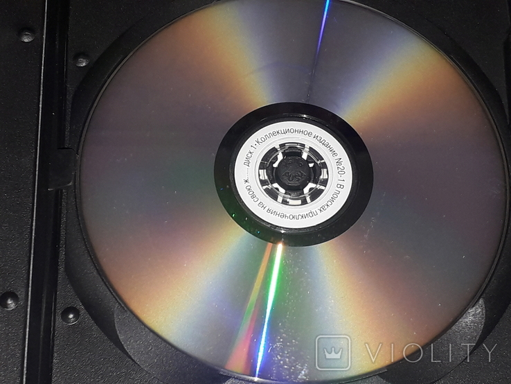 DVD диск - Сборник фильмов №2, фото №4