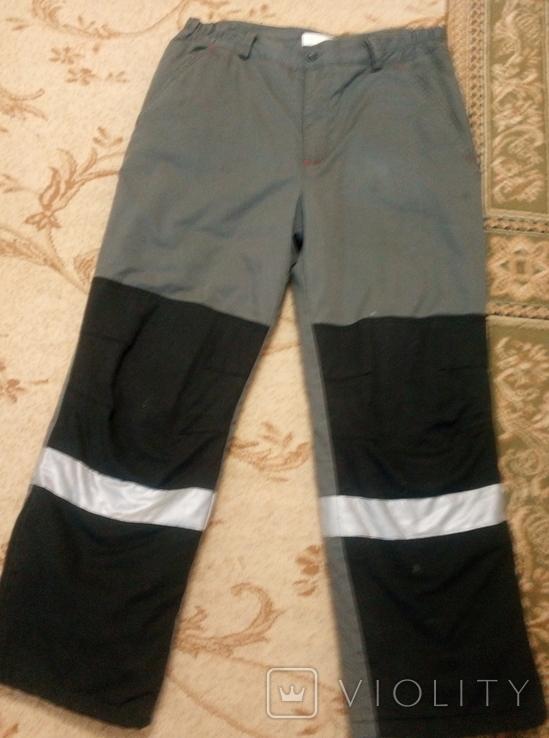 Спецовочные теплые штаны., фото №2