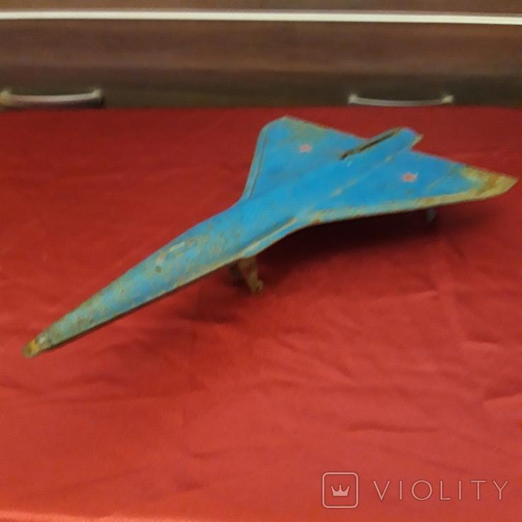 Самолет Запорожсталь, фото №2