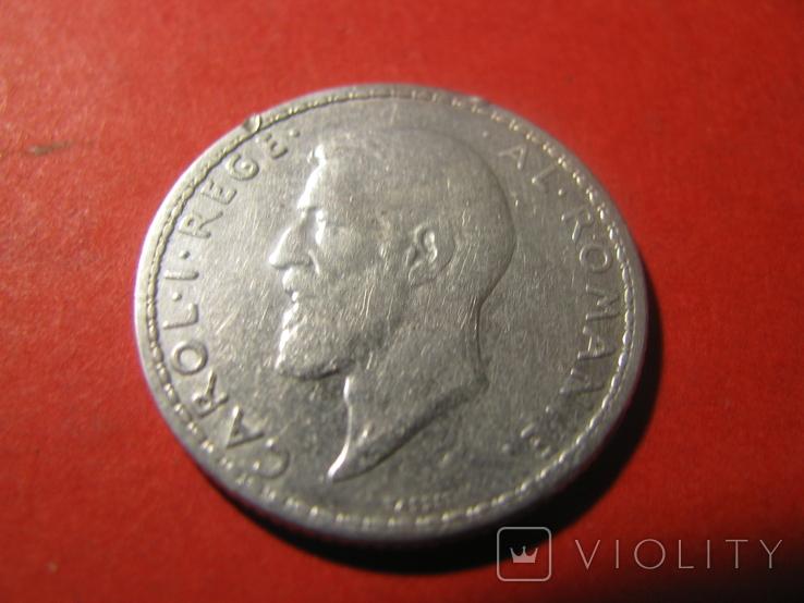 Румунія 1 лей  1910, фото №5