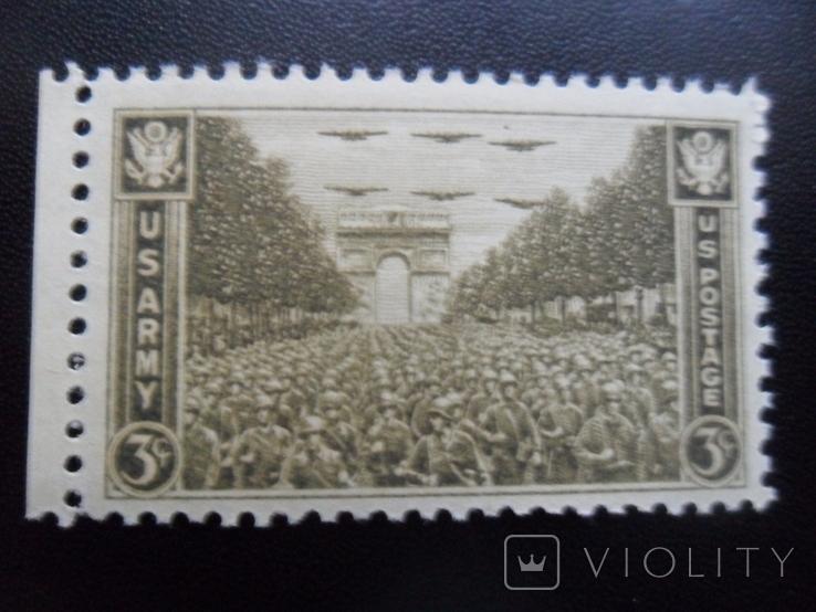 Авиация. США. Парад победы в Париже.   MLH, фото №2
