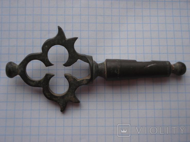 Великий ключ до крану самовара, фото №3