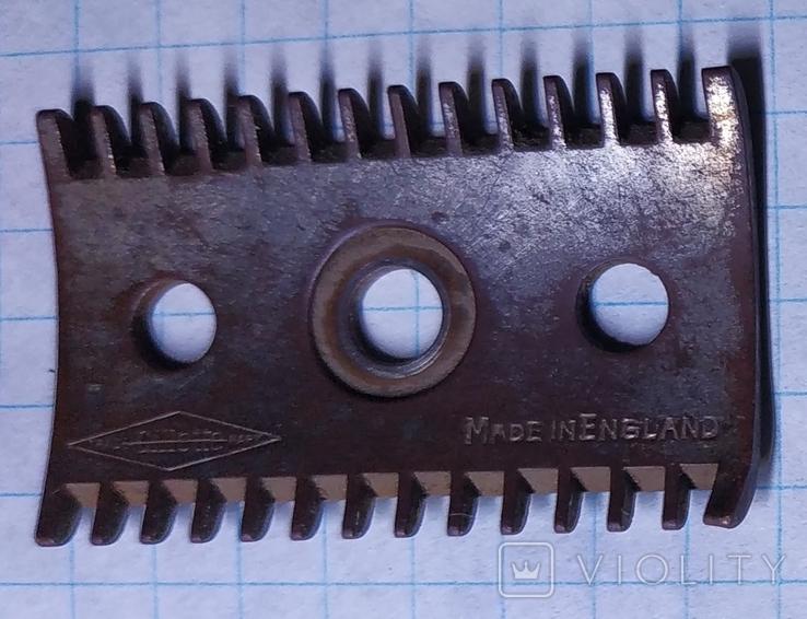 Бритвенный станок Мосштамп 1932-33г , бонус., фото №10