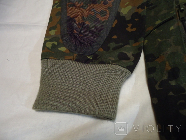 Куртка - парка  MIL-TEC BW SMOCK FLECKTARN, фото №5