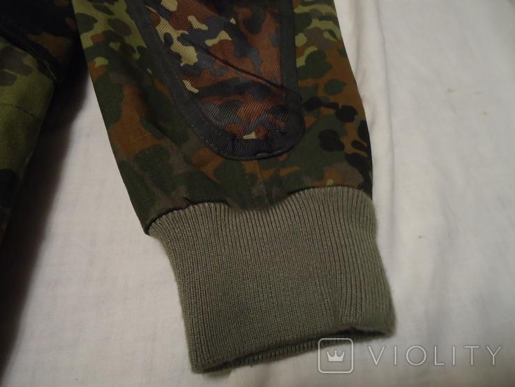 Куртка - парка  MIL-TEC BW SMOCK FLECKTARN, фото №6