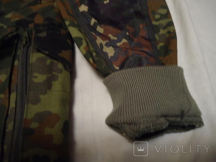 Куртка - парка  MIL-TEC BW SMOCK FLECKTARN, фото №7