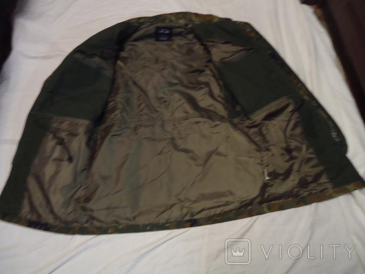 Куртка - парка  MIL-TEC BW SMOCK FLECKTARN, фото №9