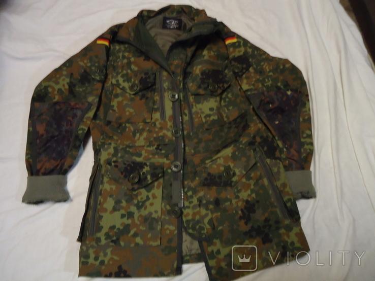 Куртка - парка  MIL-TEC BW SMOCK FLECKTARN, фото №10