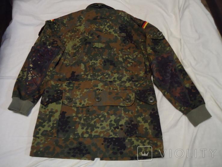 Куртка - парка  MIL-TEC BW SMOCK FLECKTARN, фото №11